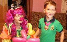 Детский праздник с аниматором в Кемерово