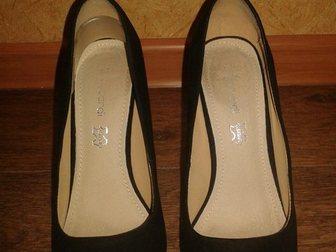 Смотреть foto Женская обувь замшевые туфли 32777270 в Кемерово