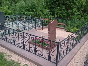 Увидеть foto Ритуальные услуги Изготовление ритуальных оград 33040743 в Кемерово