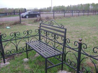 Скачать фотографию Ритуальные услуги Изготовление ритуальных оград 33040743 в Кемерово