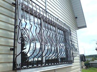 Увидеть foto Дизайн интерьера Решетки на окна металлические, кованые 33040866 в Кемерово