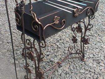 Уникальное foto Мебель для дачи и сада Мангалы металлические и кованые 33040889 в Кемерово