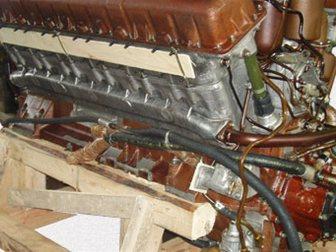 Уникальное изображение Автозапчасти Дизельный двигатель А-650 33624900 в Кемерово