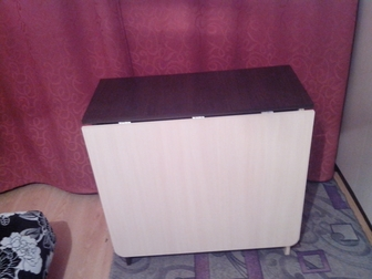 Просмотреть фото  Продам стол-тумбу раскладной 34722738 в Кемерово