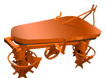 Скачать бесплатно фото  Плуг-картофелекопатель роторный 47710499 в Абакане
