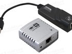 Изображение в Компьютеры Сетевое оборудование Компактный удлинитель USB 2. 0 по витой паре в Киеве 130