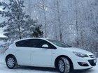 Opel Astra 1.4AT, 2014, хетчбэк