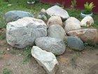 Природный камень валун