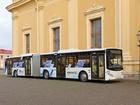 Смотреть фотографию  Автобус №140 фирмы Волгабас волжский, 51123781 в Санкт-Петербурге