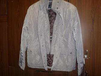 Уникальное фото Мужская одежда Куртка весна-осень 37220612 в Кирове (Кировская область)