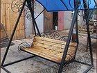 Скачать фото Мебель для дачи и сада Дачные качели от производителя 34495045 в Клине