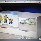 Кровать детская Миньоны 160 см