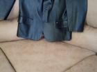 Фото в Одежда и обувь, аксессуары Мужская одежда продам кожаный пиджак классической модели в Колпашево 6000