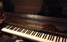 Отдам даром пианино Красный октябрь