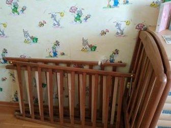 Продам детскую кровать, Состояние: Б/у в Колпино