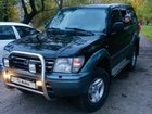 Toyota Land Cruiser Prado 3.4МТ, 1997, 220000км