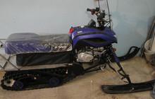 Продам снегоход Dingo 125