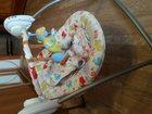 Фото в Для детей Товары для новорожденных Продам электрокачелю Geoby в отличном состоянии. в Комсомольске-на-Амуре 0