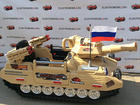 Скачать бесплатно foto  Продаем детский электромобиль танк 35249499 в Королеве