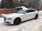 Audi A5 2.0AMT, 2012, 90700км