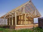 Просмотреть foto Строительство домов Дома бани из бревна и бруса под заказ 32984443 в Костроме