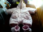 Скачать изображение Детская одежда Комбинезон на новорожденную, демисезонный 33076478 в Костроме