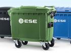 Смотреть изображение Разное Евроконтейнеры для мусора пластиковые 45654498 в Костроме