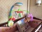 Мобиль игрушка-проектор для кроватки