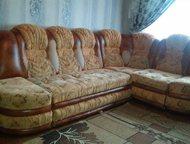 Продам угловой диван Продам угловой диван в в среднем состоянии