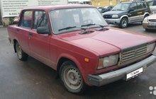 ВАЗ 2107 1.6МТ, 2009, седан