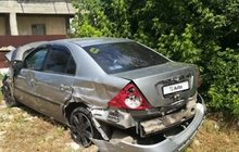Ford Mondeo 2.5AT, 2002, седан, битый
