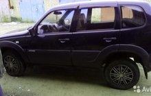 Chevrolet Niva 1.7МТ, 2012, 48200км