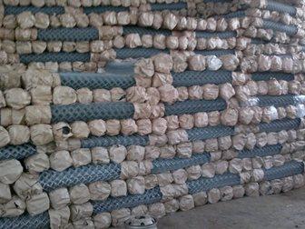 Уникальное фото Строительные материалы Сетка рабица оцинкованная 33790737 в Костроме