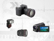 Ремонт планшетов, фото- и видеотехники Профессиональный ремонт фотоаппаратов, об