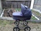 Детская коляска Maxima stale XL 3в1