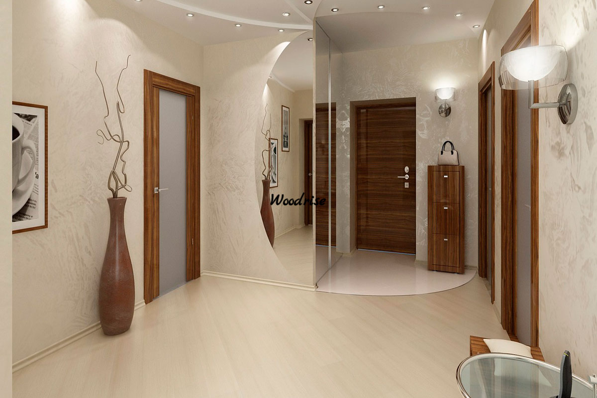 Дизайн трехкомнатных квартир фото