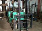 Скачать foto Вилочный погрузчик Погрузчик вилочный, дизельный, 3 тонны /3 метра 33769869 в Краснодаре