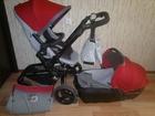 Увидеть фото Детские коляски Продаётся коляска Jane Rider 2 в 1 (Испания) 37521835 в Краснодаре