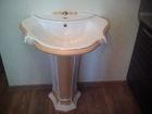 Фотография в   Продаю умывальник с тюльпаном для ванной в Краснодаре 10000