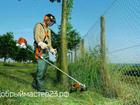 Изображение в Услуги компаний и частных лиц Разные услуги Косим траву триммерами. При больших объемах в Краснодаре 250