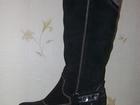 Смотреть фото Мужская одежда сапоги зимние 37814817 в Краснодаре