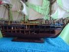 Скачать фотографию Антиквариат, предметы искусства продам модель корабля ручной работы 38282263 в Усть-Лабинске