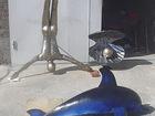 Фотография в   Креативная скульптурная композиция из металлаНыряльщик в Краснодаре 0