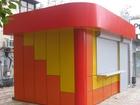 Смотреть foto Другие строительные услуги Изготовление металлических киосков с обшивкой композитом 52429666 в Краснодаре