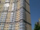 2-я квартира, площадь 47/18/12 этаж 3/24, кирпич-монолит, со