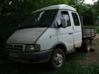 Фургон ГАЗ в Абинске фото
