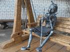 Скачать foto  СкульптураМолодая Баба-Яга 67845438 в Краснодаре