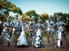 Новое foto Организация праздников Зеркальные люди на встречу гостей 68922368 в Краснодаре