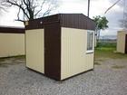 Просмотреть изображение  Прорабские,строительные бытовки от производителя, 69262965 в Краснодаре