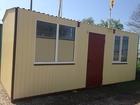 Смотреть фото  Легкие и простые бытовки, дачные домики, тоговый павильон 69755495 в Краснодаре